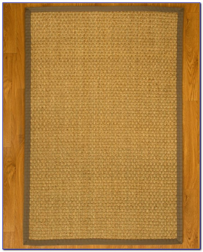 Seagrass Rug 8x10