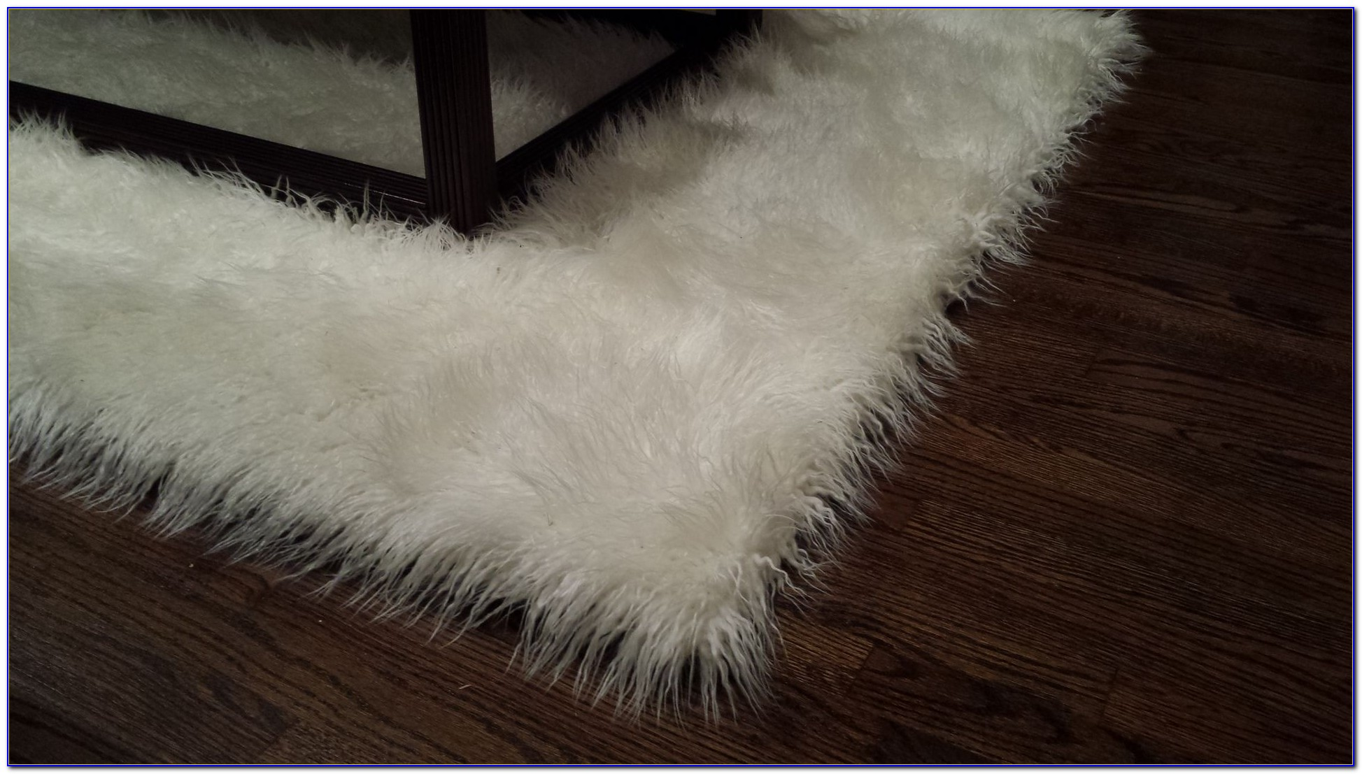 Soft Fuzzy Area Rugs