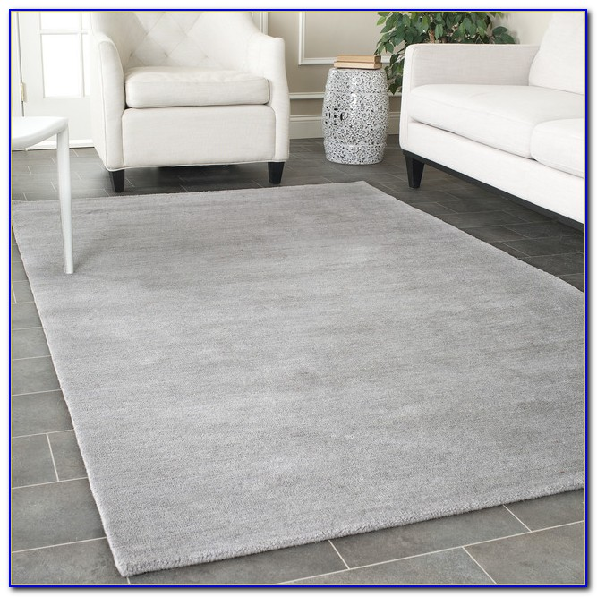 Solid Gray Rug 8 215 10 Rugs Home Design Ideas