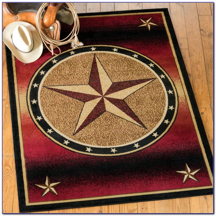 Texas star area rugs rugs home design ideas for Cowhide rug houston