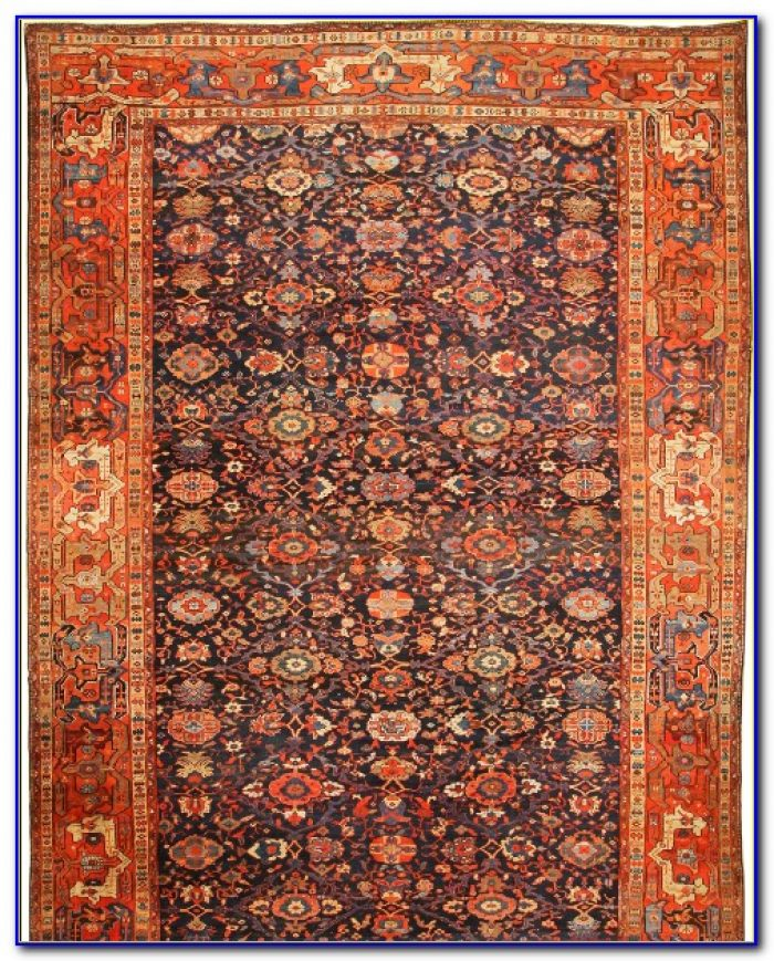 Retro Rugs Vancouver: Vintage Persian Rugs London