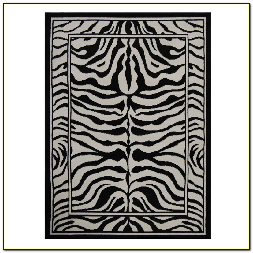 Zebra Print Area Rug Canada Rugs Home Design Ideas