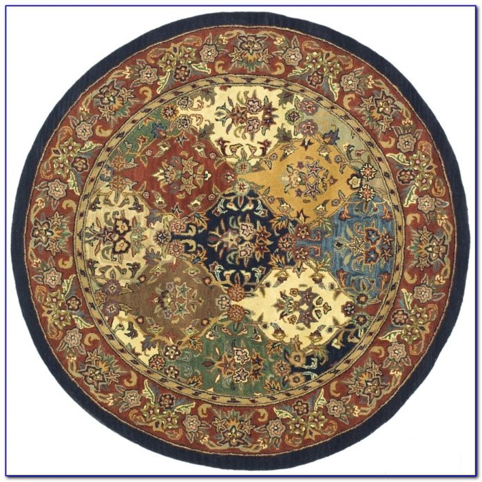 8 Ft Round Outdoor Rug Rugs Home Design Ideas