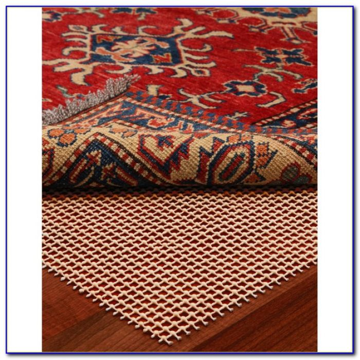 Non Skid Rug Pads For Carpet Rugs Home Design Ideas