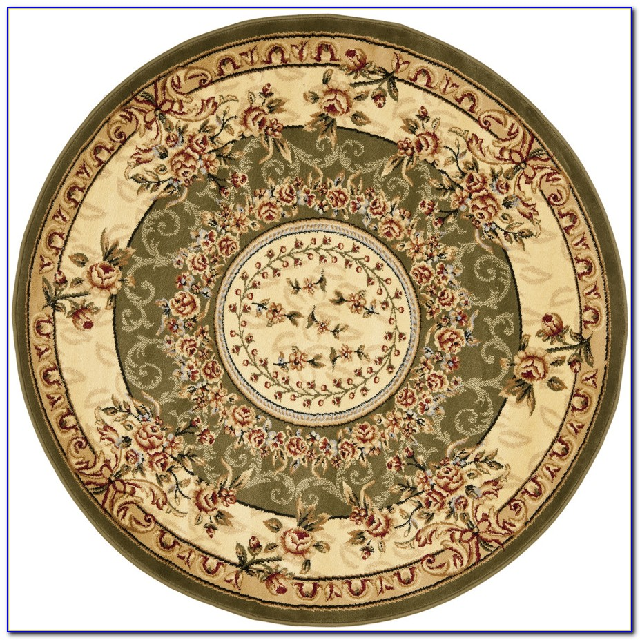 5 Ft Round Braided Rug Rugs Home Design Ideas
