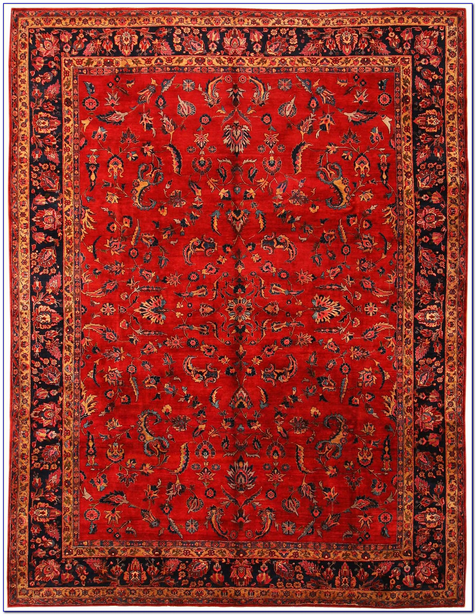 Antique persian rug runners rugs home design ideas for Home decorators rug runners