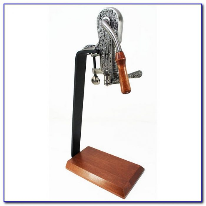 Antique Tabletop Wine Opener