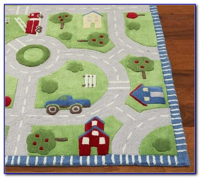 Best Rugs For Playroom