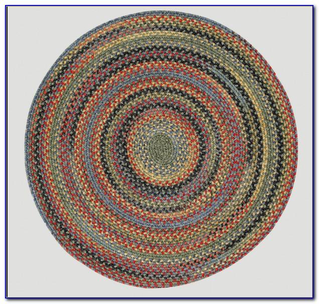 Braided Round Rug Tutorial Rugs Home Design Ideas