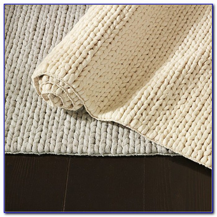 Cable Knit Rug John Lewis
