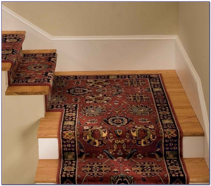 Carpet Runners By The Foot Menards Rugs Home Design