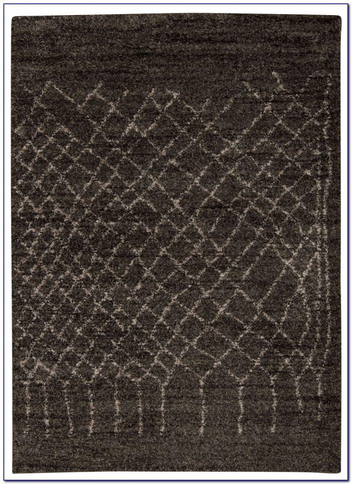 Adana Rings Charcoal Area Rug Rugs Home Design Ideas
