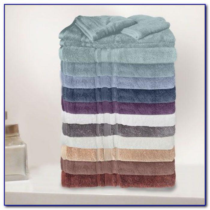 Charisma Bath Rugs Purple