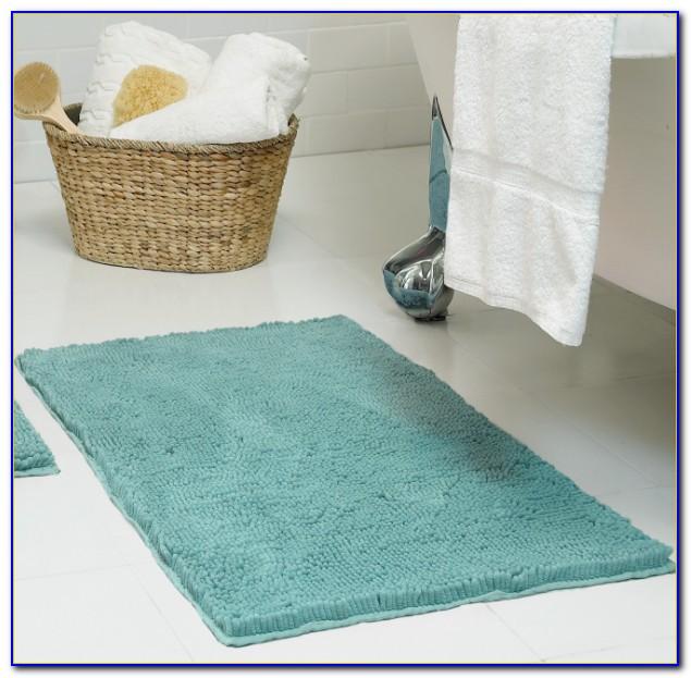 Chenille Bath Rug San Remo Collection