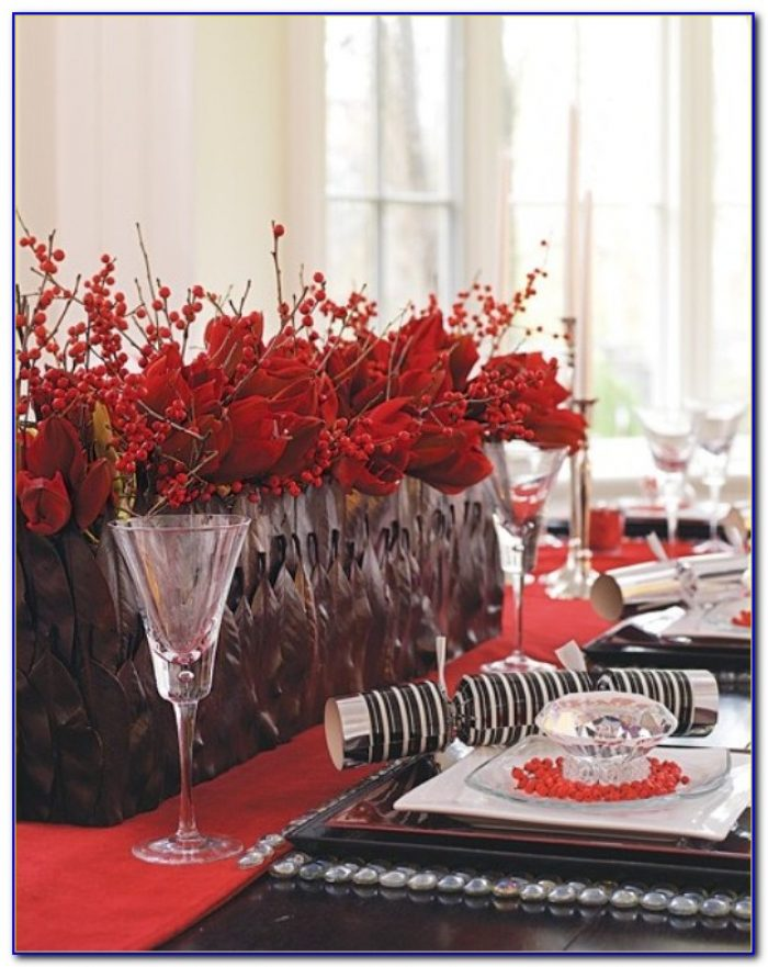 Christmas Tabletop Decorations To Make