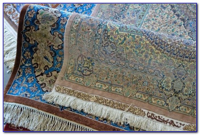 how to clean pet rug