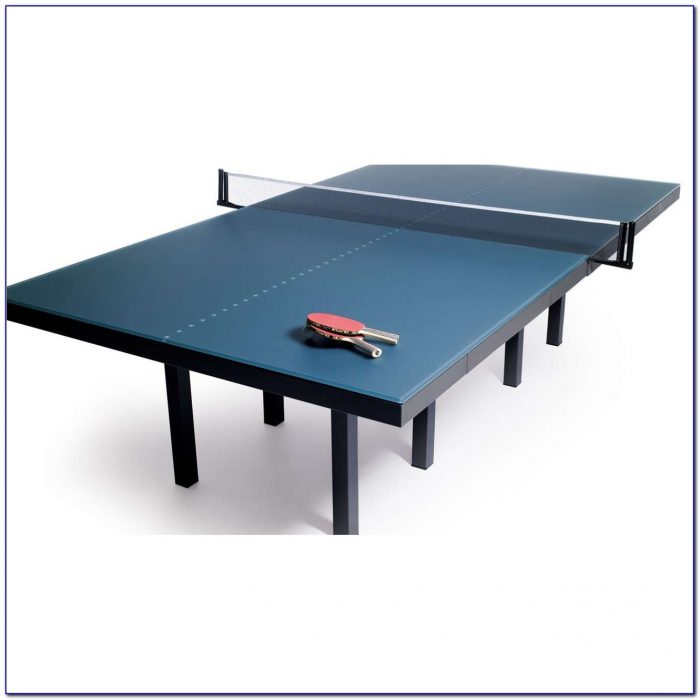 Emerson Tabletop Ping Pong Table Tennis Game Set