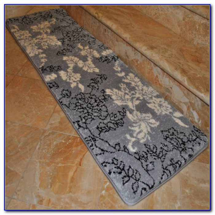 Extra Long Contour Bath Rug Rugs Home Design Ideas