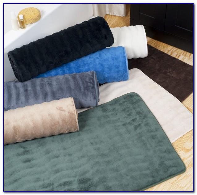 Extra Long Contour Bath Rug Rugs Home Design Ideas