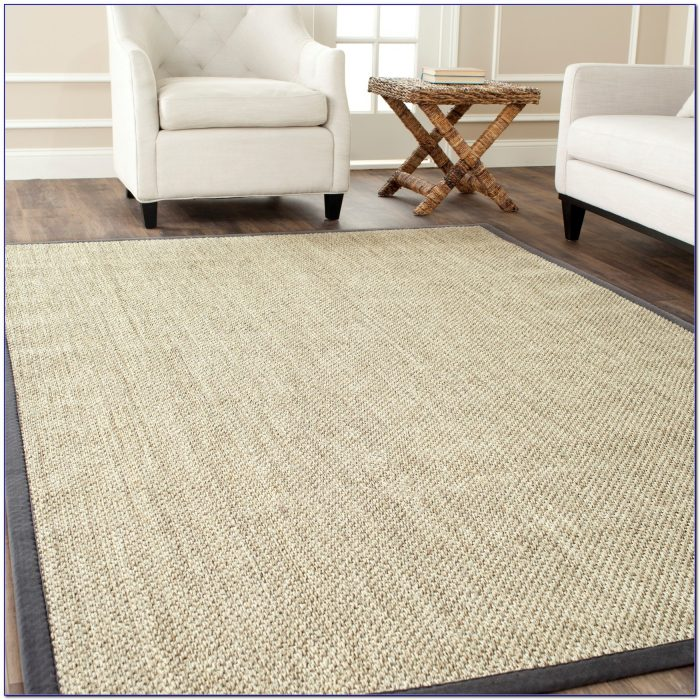 Grey Sisal Area Rugs