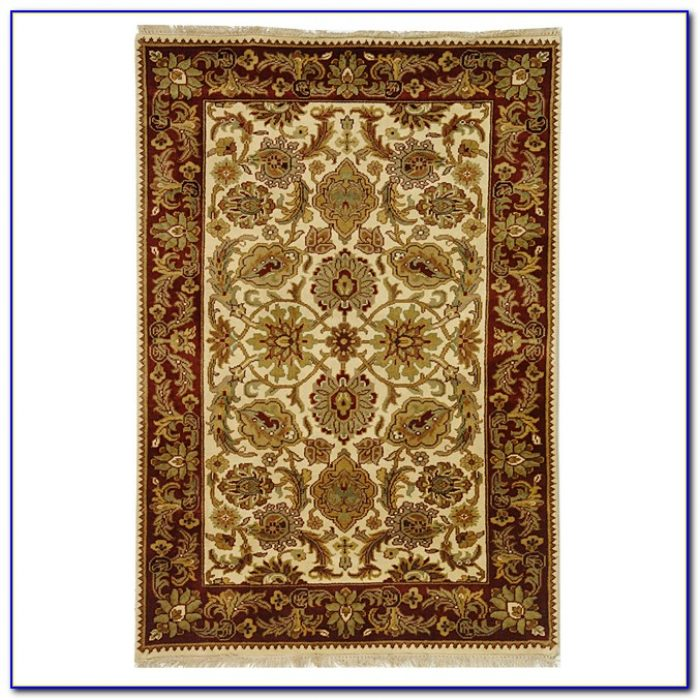 Hand Knotted Rug Definition