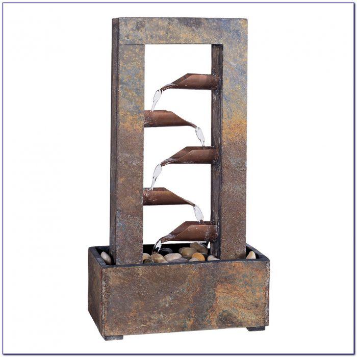 Indoor Tabletop Fountains Copper
