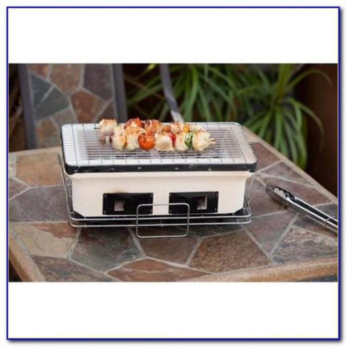 Japanese Indoor Tabletop Grill
