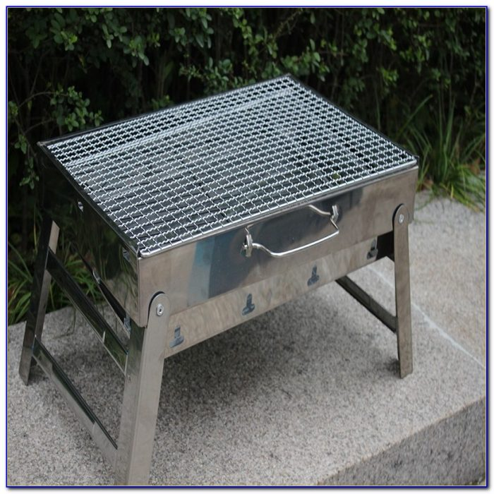 Japanese Tabletop Black Grill