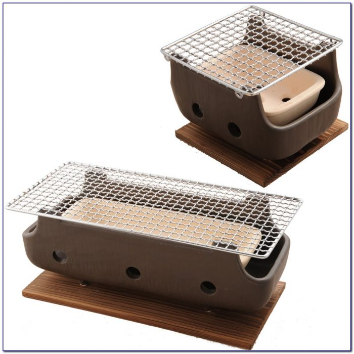 Japanese Tabletop Charcoal Grill