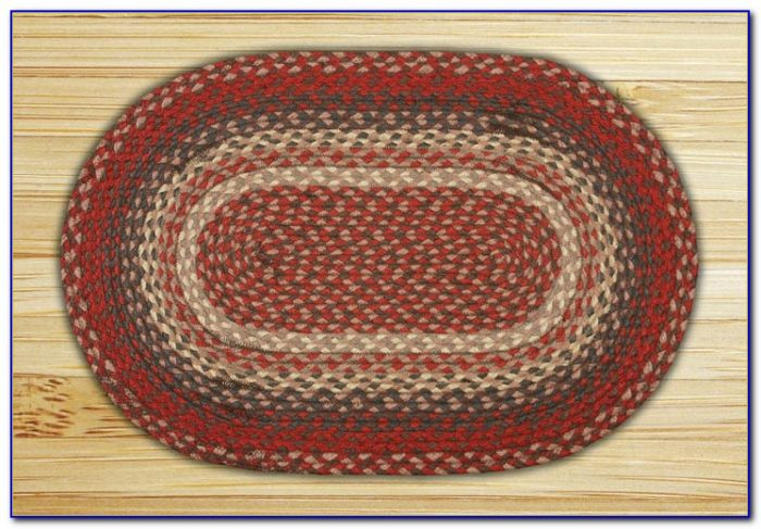Braided Jute Rug With Fringe Rugs Home Design Ideas
