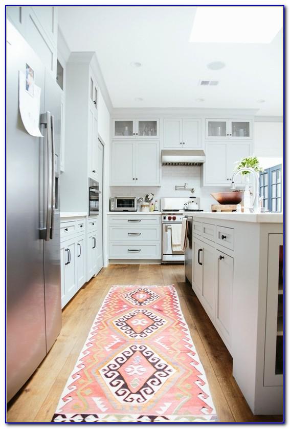 Kitchen Rug Runner Blue Rugs Home Design Ideas