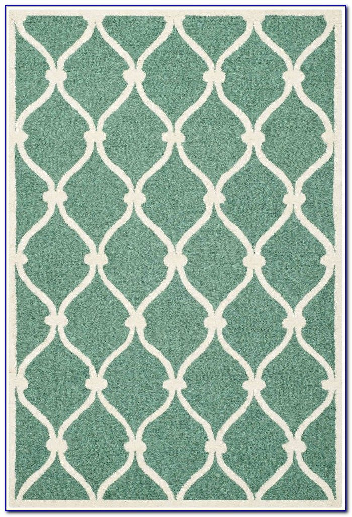 Large Textured Area Rugs