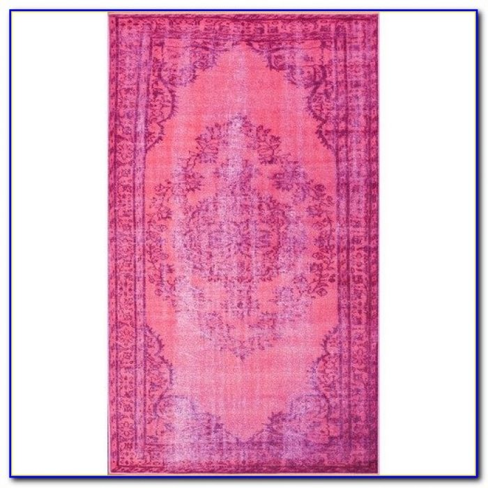 Light Pink Area Rug 8x10