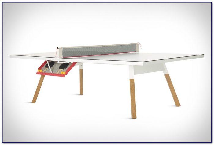 Mini Table Top Ping Pong Table