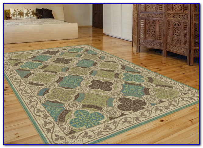Pottery Barn Moroccan Tile Rug Designs