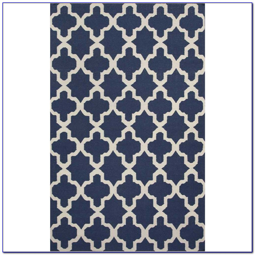 Moroccan Tile Pattern Rugs