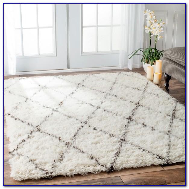 Moroccan Tile Wool Rug