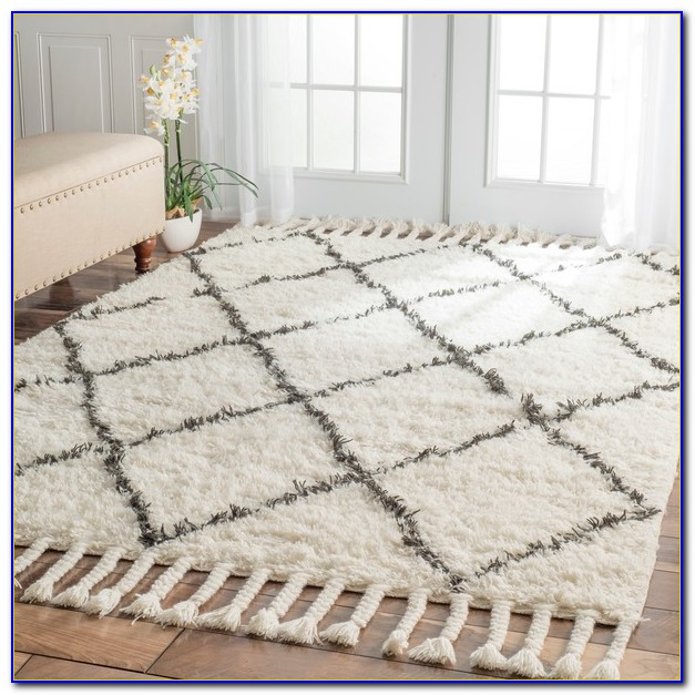 Moroccan Wool Carpet