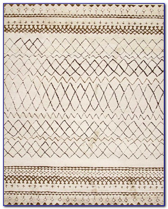 Moroccan Wool Rug Australia