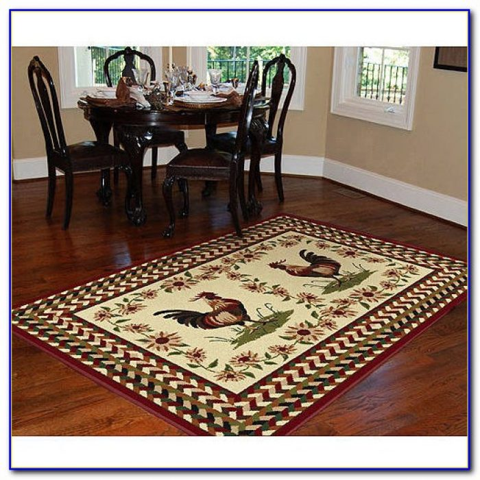Mohawk Rooster Kitchen Rug Rugs Home Design Ideas