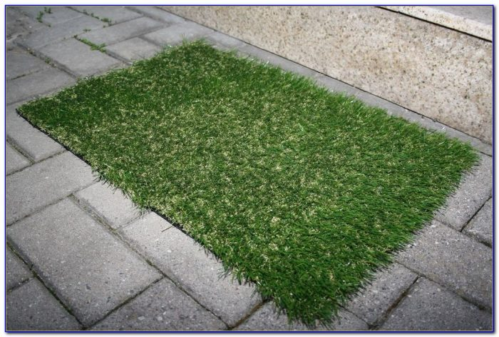 Outdoor Grass Rug