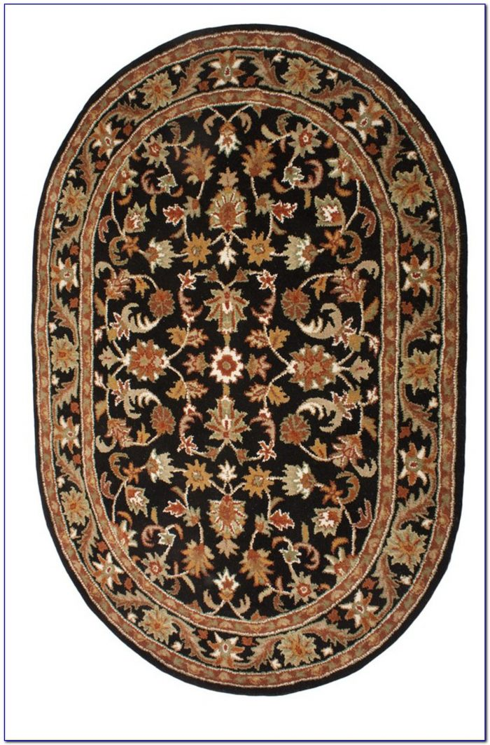 Oval Area Rugs 7 X 9