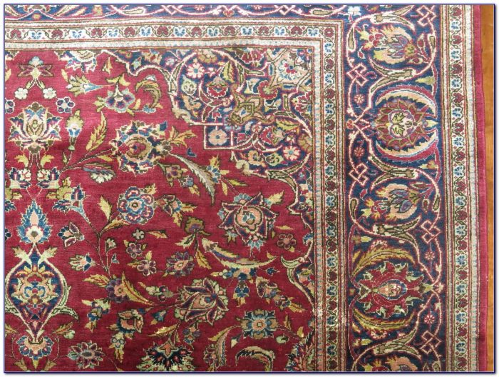 Persian Silk Rugs Dubai