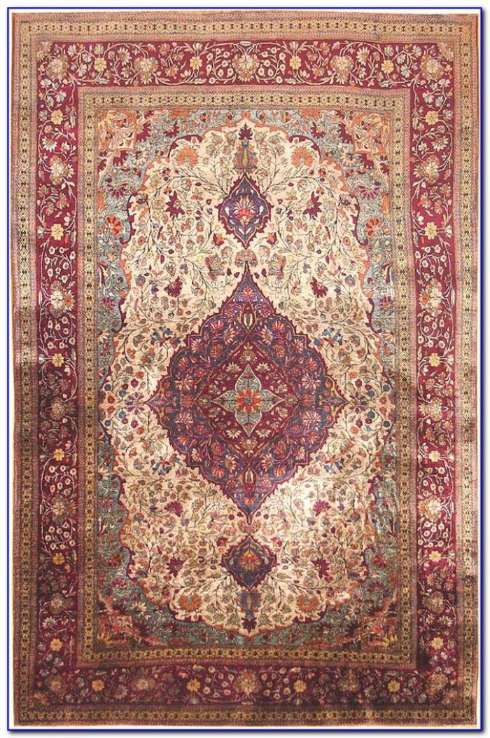 Persian Silk Rugs Uk Ebay