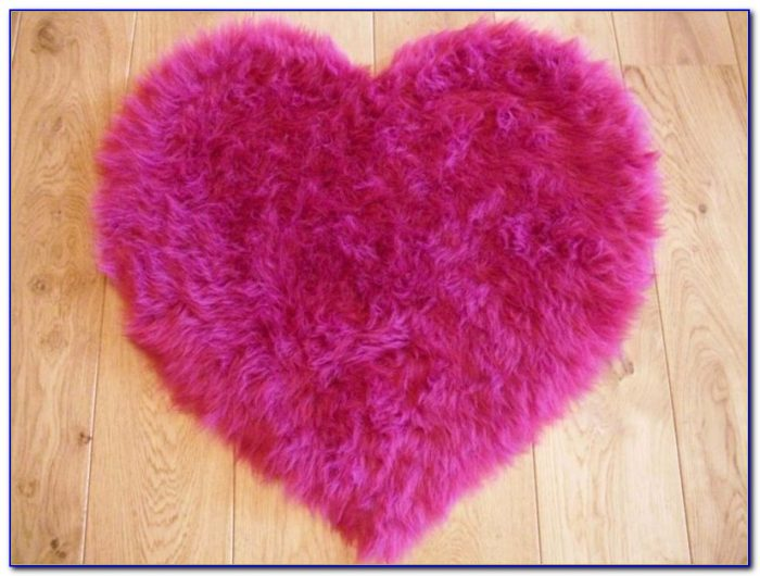 Pink Fluffy Rug Amazon
