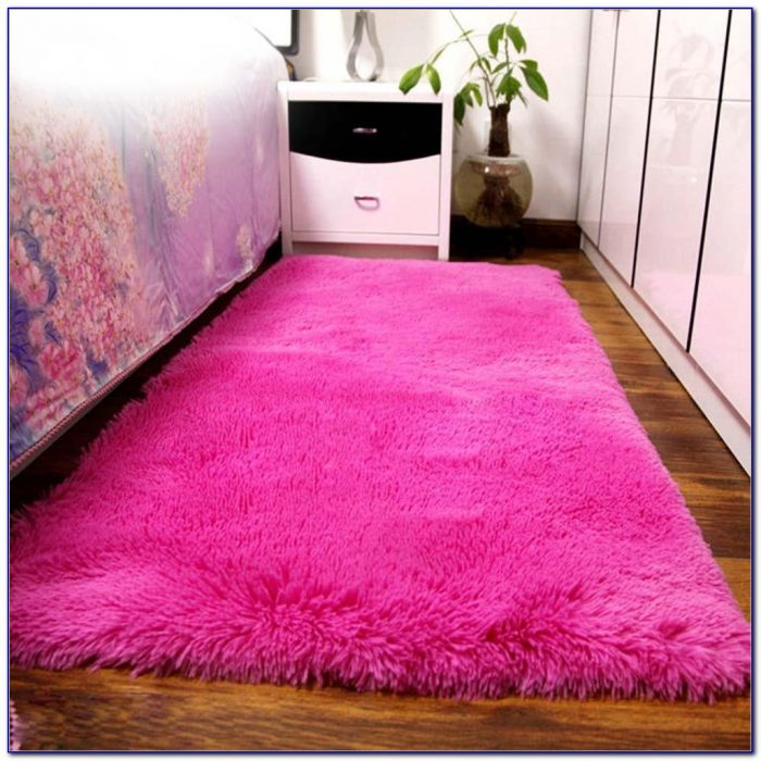 Fuschia Pink Area Rug Rugs Home Design Ideas