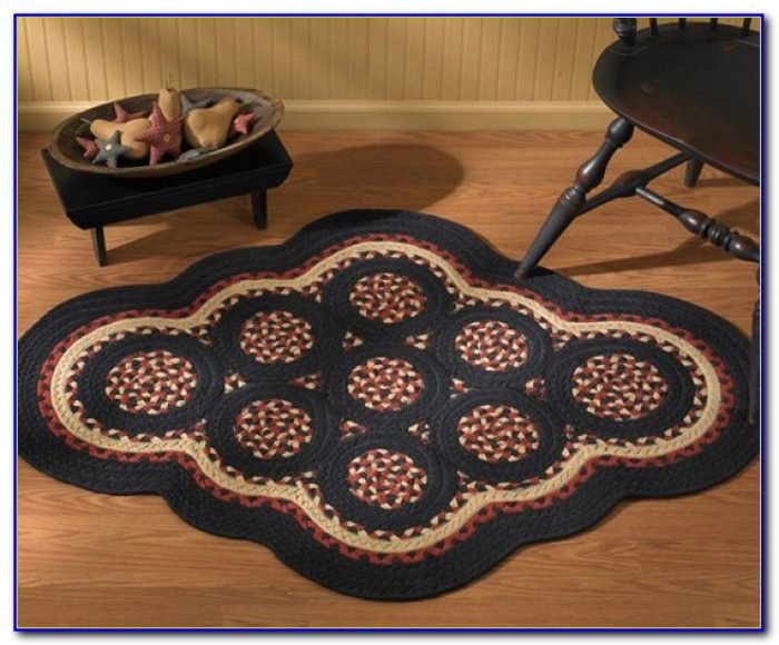 Primitive Country Braided Rugs Rugs Home Design Ideas 6zda9ebdbx62395