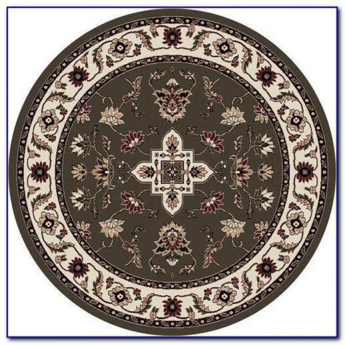 Round Area Rug Sets Rugs Home Design Ideas