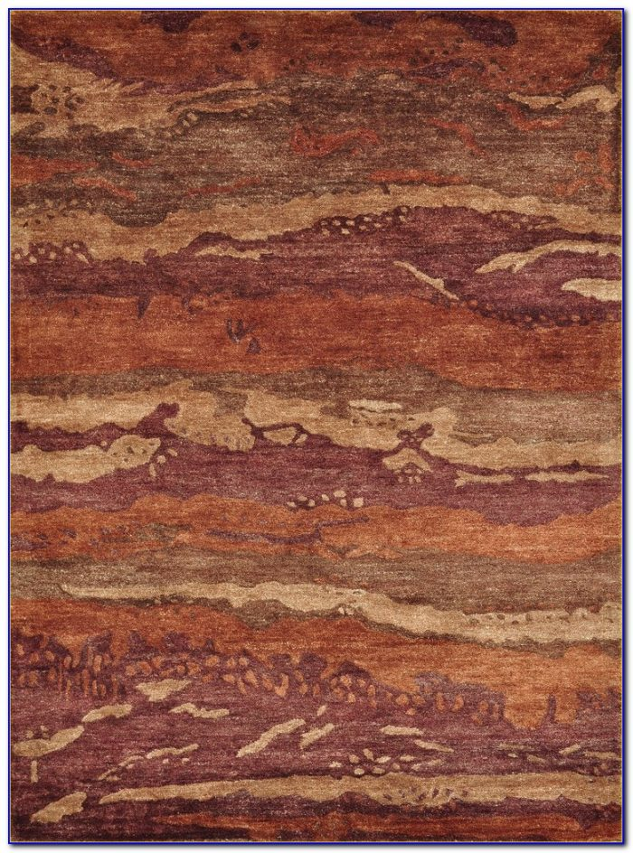 Rust Colored Area Rugs