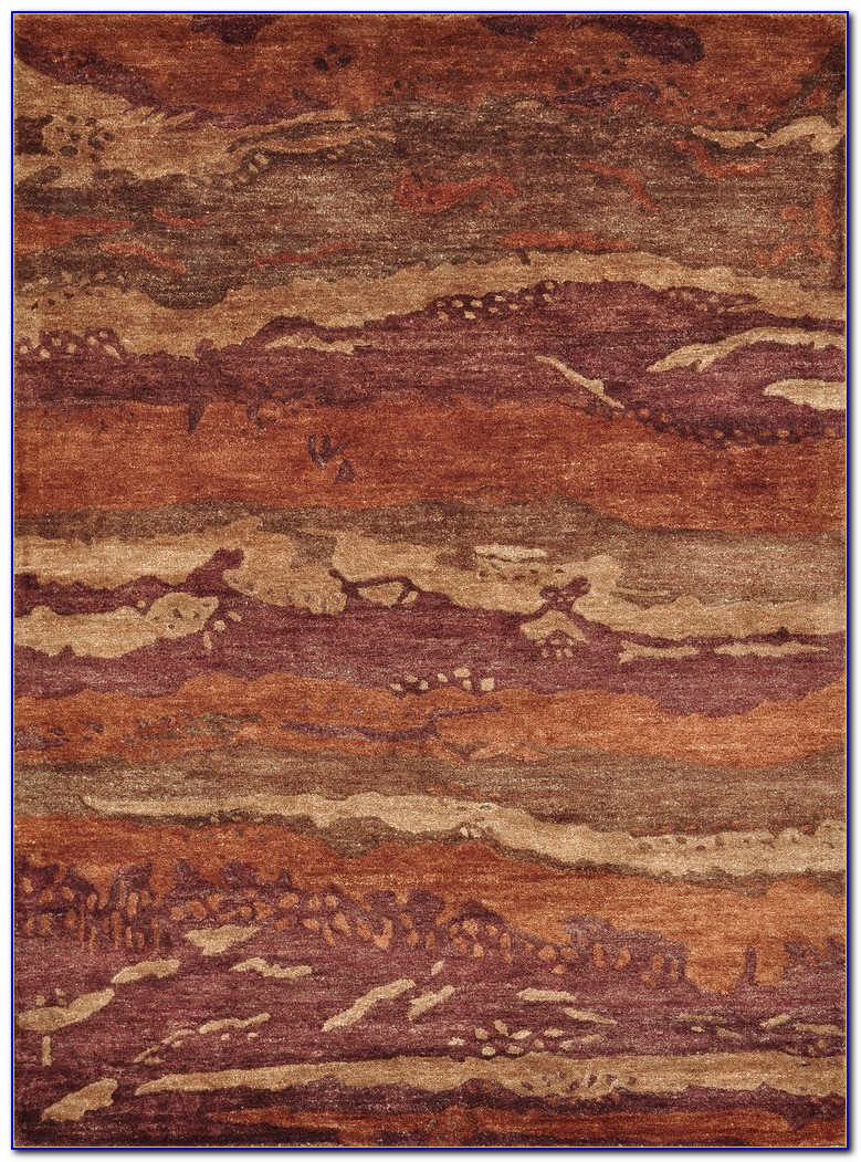 Solid Rust Colored Area Rugs Rugs Home Design Ideas